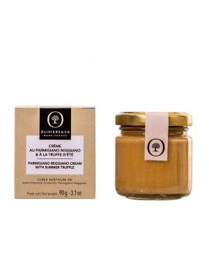 Crème de Parmesan à la Truffe d'été (Tuber Aestivum) 2% - pot