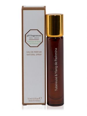 Eau de parfum Tubéreuse & Ylang de Pashmina - 15 ml