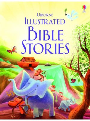 Illustrated bible stories de  Collectif
