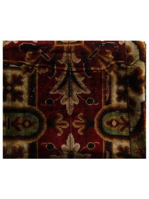´Écharpe en velours et satin imprimée tapis Kanadas Kanpur