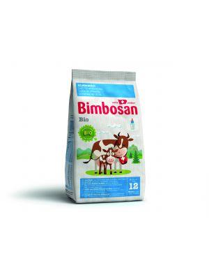 BIMBOSAN Bio lait de croissance refill sach 400 g