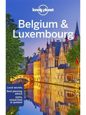 Lonely Planet Belgium & Luxembourg - 7th Edition de  Collectif