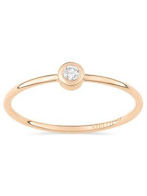 Bague en or rose Lonely Diamond Ring