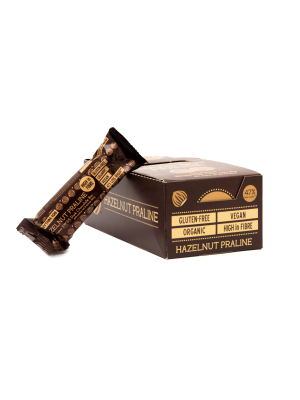 Hazelnut Praline Chocolate Bar 15 x 33g