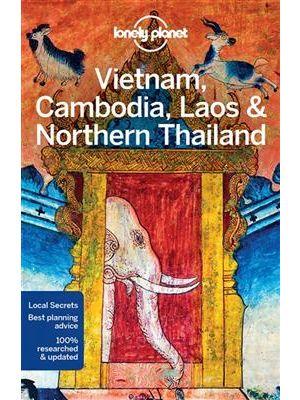 Lonely Planet Vietnam, Cambodia, Laos & Northern Thailand - 5th Edition de  Collectif