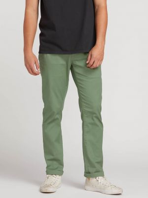 Frickin Modern Stretch Chino Pants - Faded Army