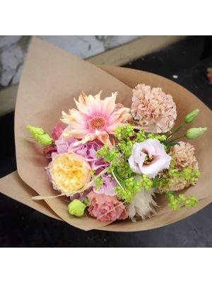 bouquet tendre - Fleuriot