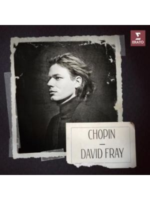 CHOPIN - David Fray : piano (CD)