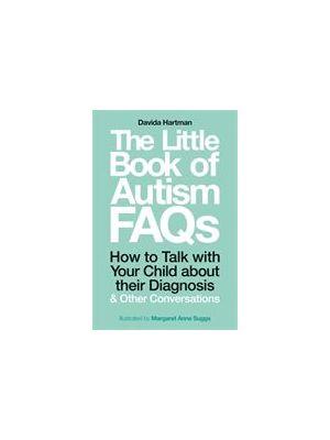 The Little Book of Autism FAQs de  Davida Hartman