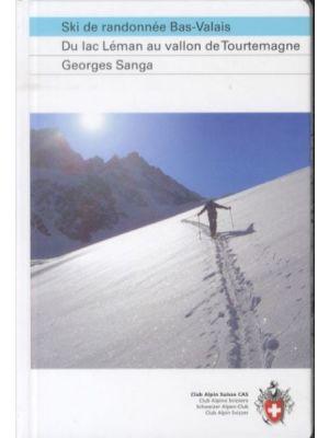 Ski de randonnée Bas-Valais: du lac Léman au Vallon de Tourtemagne de  Collectif