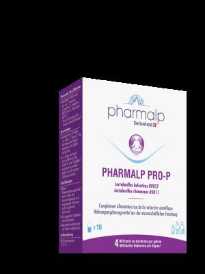 PHARMALP PRO-P probiotique caps 10 pce