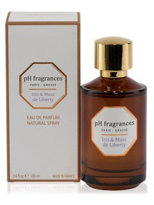 Eau de parfum Iris & Musc de Liberty - 100 ml