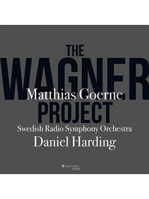 Richard WAGNER - The Wagner Project - Matthias Goerne, Orchestre symphonique de la radio suédoise, dir. Daniel Harding (2 CD)