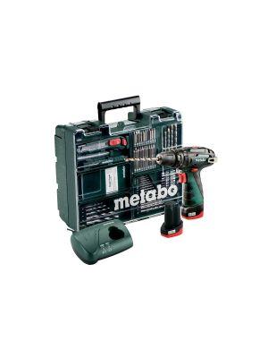 Metabo - POWERMAXX SB BASIC SET PERCEUSE À PERCUSSION SANS FIL 10.8V