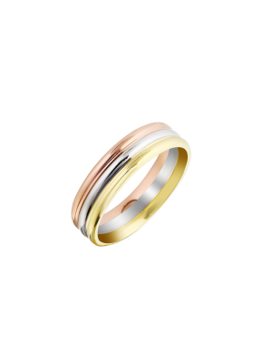 Alliance Tricolore 18k