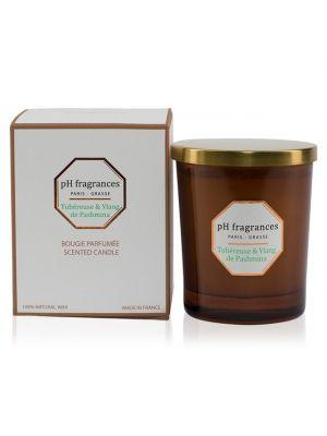 Bougie parfumée Tubéreuse & Ylang de Pashmina