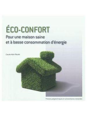 Eco-confort de  Claude-Alain Roulet