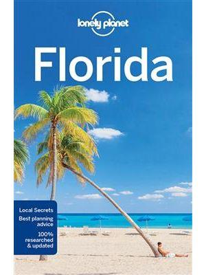 Lonely Planet Florida de  Collectif