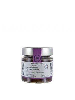 Tapenade d'Olives noires - pot