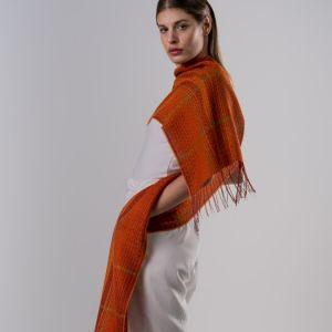 Echarpe Orange