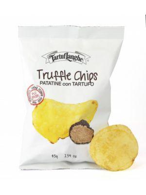 Chips à la Truffe d'été (Tuber Aestivum)  - sachet