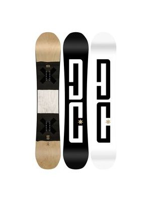 DC snowboard MEGA