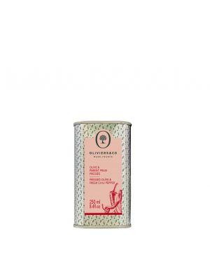 Olive & Piment frais pressés - 250 ml