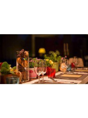 A table Chez Anou