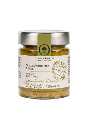 Délice d'Artichaut & Olive  - pot