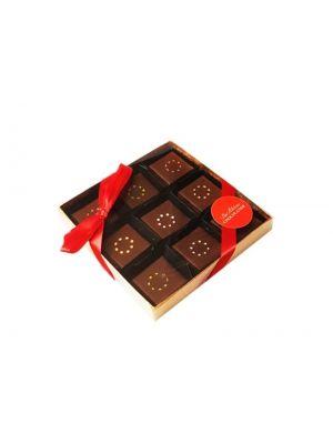 Assortiment de chocolat sans sucre