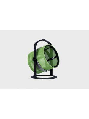 Maiori Lampe Petite noir/vert
