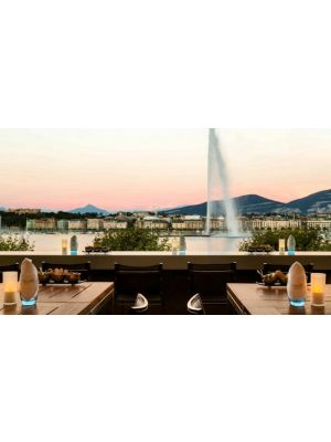 Grand Hôtel Kempinski Genève - FloorTwo Bar