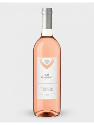 TRÉSOR Rosé de Gamaret AOC Genève - 75 cl