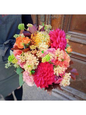 bouquet frais et acidulé - Fleuriot
