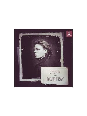CHOPIN - David Fray : piano (CD)