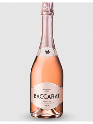 BACCARAT Brut Rosé  - 75 cl