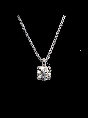 Pendentif Elektra diamant 0.38cts