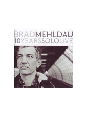 BRAD MEHLDAU - 10 years solo live (4 CD)