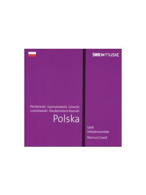 POLSKA - SWR Vokalensemble, dir. Marcus Creed (CD)
