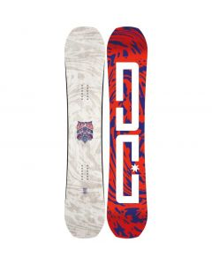 DC snowboard THE 156