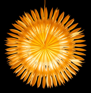 Étoiles lumineuses «INDIGO»