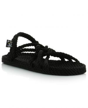 Sandales plates en corde JC