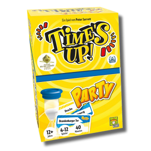 Time's Up - Party (Allemand)