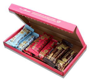 Deeelicious Swiss Chocolate Bar Box - 3 parfums