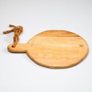 Planche à Pizza 30cm, bois chêne