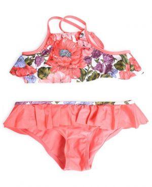 Bikini à volants fille Poppy