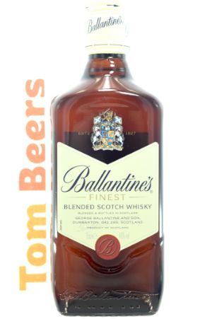BALLANTINES WHISKY 40¡