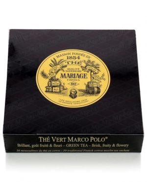 Mousselines Thé Vert Marco Polo