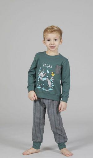 Pyjama Loup pour garçon
