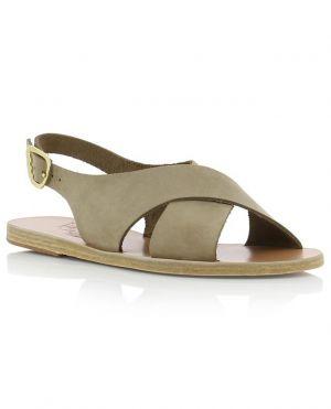 Sandales en nubuck Maria